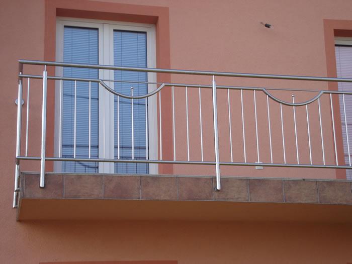 Stainless Steel Balcony Railings Aston Inox